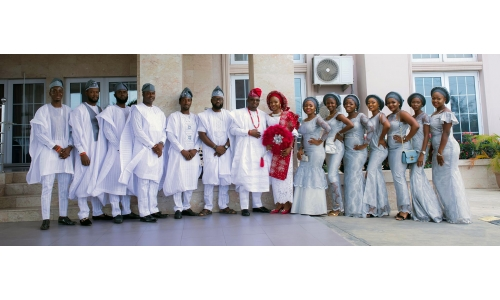 Yoruba Weddings 101
