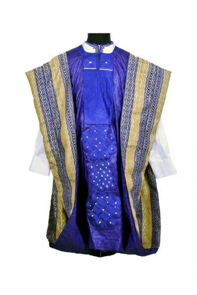 Custom Agbada Outfit