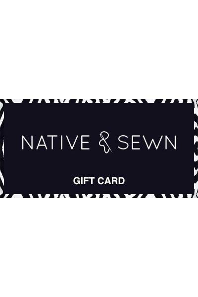 Gift Card (Print)