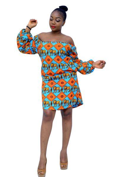 Style D4 Dress