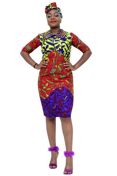 Style D7 Dress
