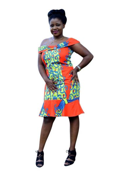 Style D14 Dress