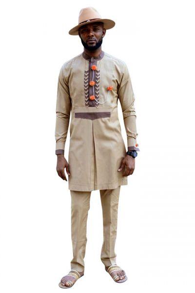 Style S53 Senator Suit