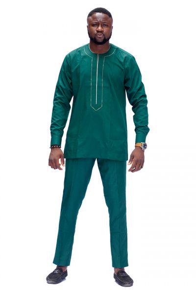 Style S2 Senator Suit