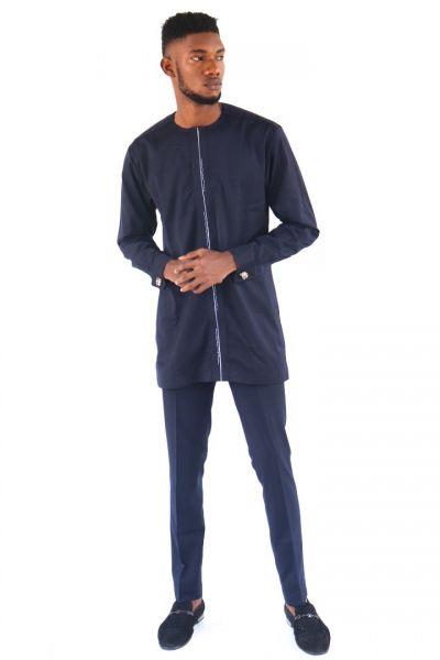 Style S82 Senator Suit