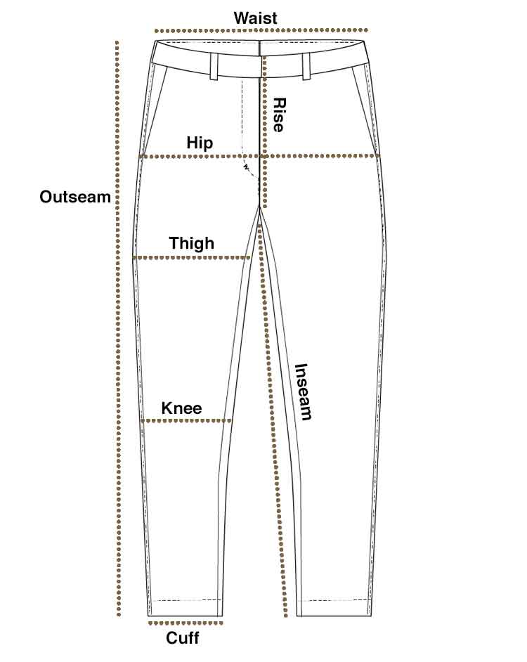Trouser Measurements