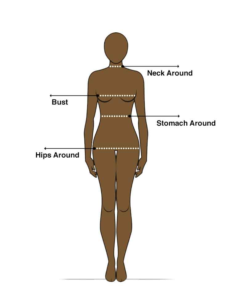 Women Measurements
