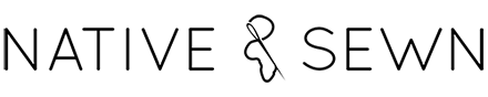 Native & Sewn Logo